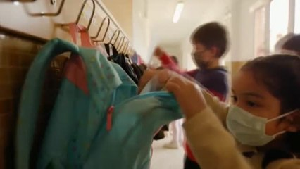 Homenaje a los colegios abiertos durante la pandemia