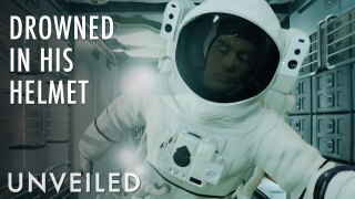 When an Astronaut Nearly Drowned in Space   Unveiled