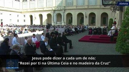 Papa Francisco: a oração pascal de Jesus por nós