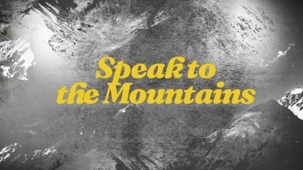 Chris McClarney - Speak To The Mountains