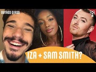 Música pop brasileira estourando internacionalmente!