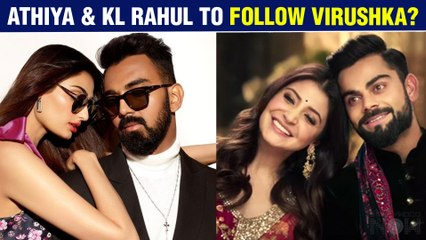 Athiya Shetty & KL Rahul Follow Virat Anushka's Strategy To Hide Their Affair?