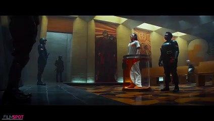 Loki Meets Agent Mobius Scene - LOKI (NEW 2021) CLIP 4K