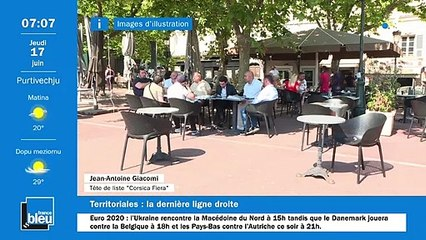 17/06/2021 - La matinale de France Bleu RCFM