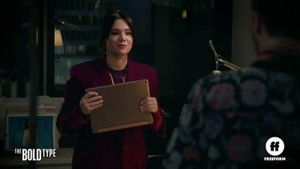The Bold Type Season 5 Episode 5 Promo Don't Turn Away (2021)
