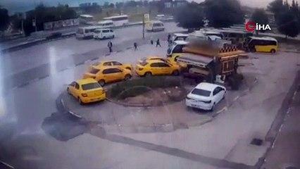 Bursa'da dehşetin görüntüleri ortaya çıktı! İşte o anlar