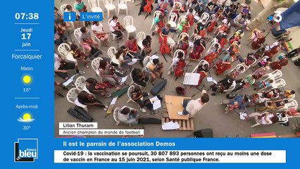 17/06/2021 - La matinale de France Bleu Provence