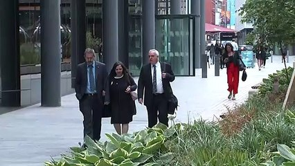 Manchester Arena Inquiry: Family members arrive at court