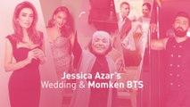 Jessica Azar's Wedding & Momken BTS
