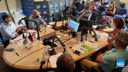 Débat élections départementales 2021 -  France Bleu Vaucluse