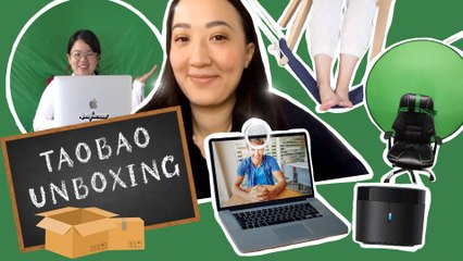 Taobao Finds Under $30: Work From Home Hacks