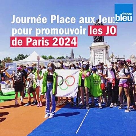 Place aux Jeux : Nancy fête les JO