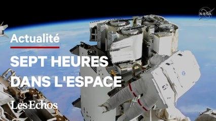 ISS : mission inachevée pour Thomas Pesquet après un problème technique