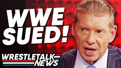 WWE & Vince McMahon $300m Lawsuit! New AEW Titles! | WrestleTalk