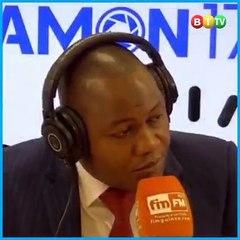 «Foniké Menguê est mon frère de sang,il y'a une main politique derrière son incarcération » dit Mamadou SYLLA