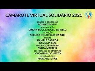 XVIII CAMAROTE VIRTUAL SOLIDÁRIO