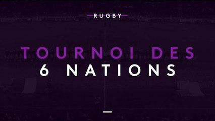 Tournoi des 6 Nations U20 Italie France- Bande Annonce