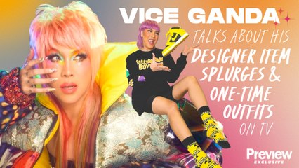 Vice Ganda Talks About His Designer Item Splurges & One-Time Outfits on TV   Preview Exclusive