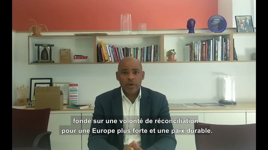 Marvin Rees, maire de Bristol / Exposition Absolutely Bizarre !