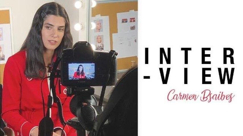 مقابلة خاصة مع كارمن بصيبص، نجمة غلاف مجلّة جمالكِ لعدد يونيو 2021