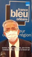 Cinq questions à F. Bonneau (PS), candidat aux Régionales en Centre-Val de Loire