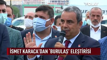 CHP Bursa'dan BURULAŞ tepkisi