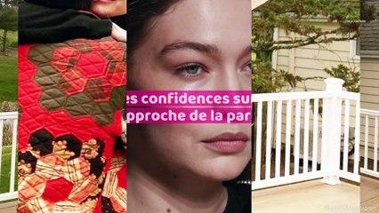 Les confidences de Gigi Hadid sur la maternité et son approche de la parentalité