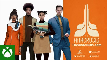 The Anacrusis - Trailer d'annonce