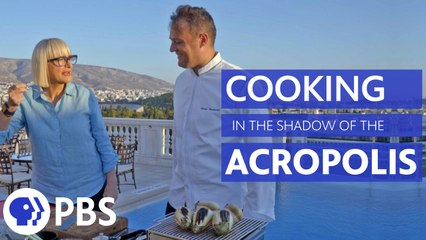 The Life  Of  Loi: Cooking In the Shadow of the Acropolis
