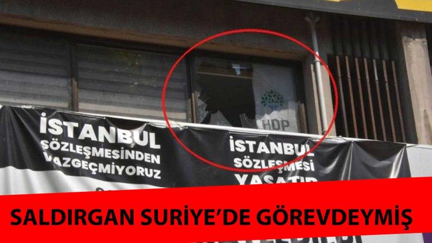 HDP İzmir il binasına saldırı   TELE1 ANA HABER