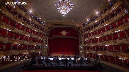 Три легенды: Венский филармонический оркестр с Риккардо Мути в Ла Скала