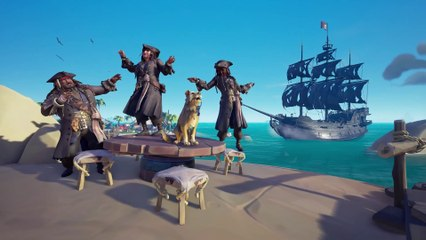 Sea of Thieves - A Pirate's Life | Gameplay Trailer