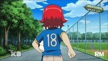 Video Inazuma Eleven # 100 - De ongelofelijke ontmoeting met de kappas! HD NL
