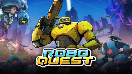 Roboquest   Official Gameplay Trailer (2021)