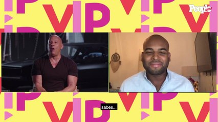 Vin Diesel Praises Cardi B On Her 'F9' Role As Leysa
