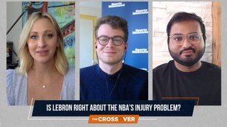 The Crossover: Is LeBron Right About the NBA's Injury Problem?