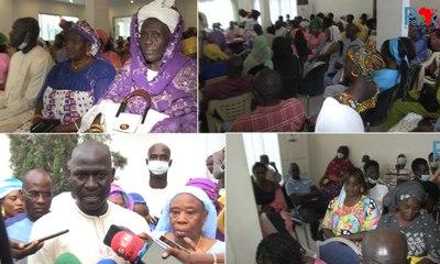 Elections locales 2022: les responsables de la Fédération Bokk Guiss Guiss Dakar ont proposé Pape Diop comme Candidat de l'opposition