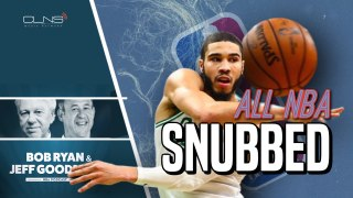 Did Jayson Tatum Get Snubbed from All NBA Team?