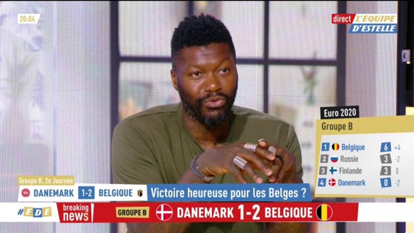 Danemark 1-2 Belgique, une victoire heureuse pour les Belges ? - L'Équipe d'Estelle - extrait