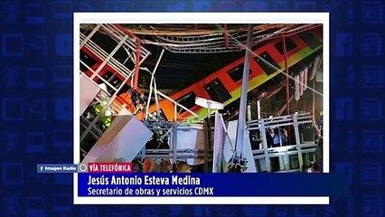 Fallo en construcción posible causa del desplome de Línea 12 Metro
