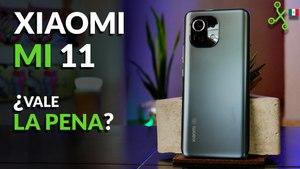 Xiaomi Mi 11 llega a MÉXICO: IMPRESIONES, LANZAMIENTO Y PRECIO OFICIAL