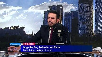 Línea 12 del Metro estuvo mal construido, desplome no fue por falta de mantenimiento: Jorge Gaviño