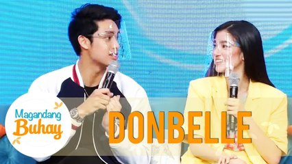 Donny and Belle say their first impressions of each other   Magandang Buhay