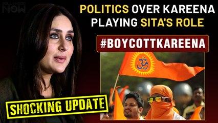 Kareena Kapoor Khan In Trouble | Bajrang Dal Sends Out SHOCKING Statement Against Sita