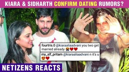 Kiara Advani & Sidharth Malhotra Confirms Dating On Social Media With THIS Post