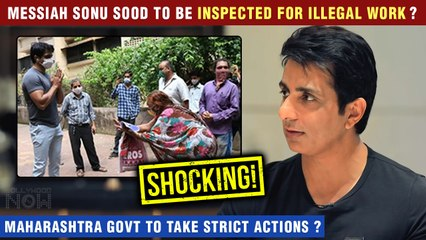 Sonu Sood In Huge Trouble For Helping Netizens, Blamed For Illegal Work ? | Details Revealed