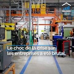 Trésor-Eco | L'impact de la pandémie de Covid-19 sur les entreprises françaises