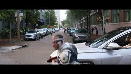 توسان 2022 تكشف سراً جديداً عن بطل أفينجرز