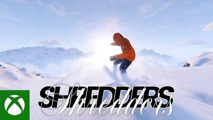 Shredders - Trailer Xbox