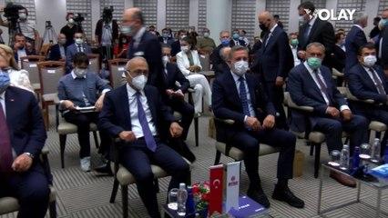 Hazine ve Maliye Bakanı Elvan Bursa'da iş dünyasıyla buluştu